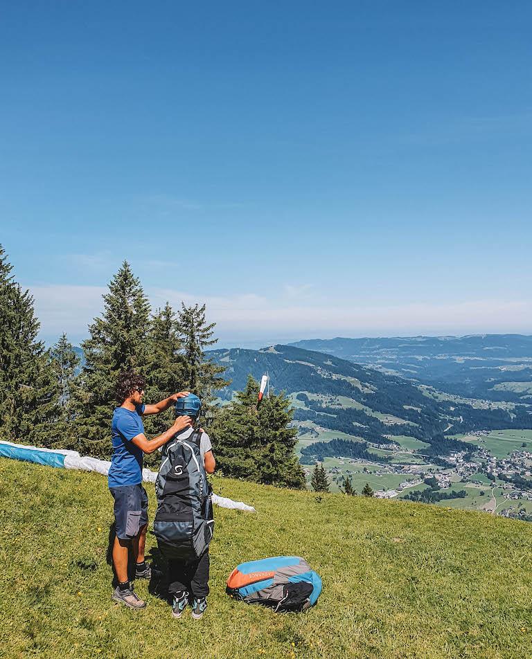 Bregenzerwald Flugschule