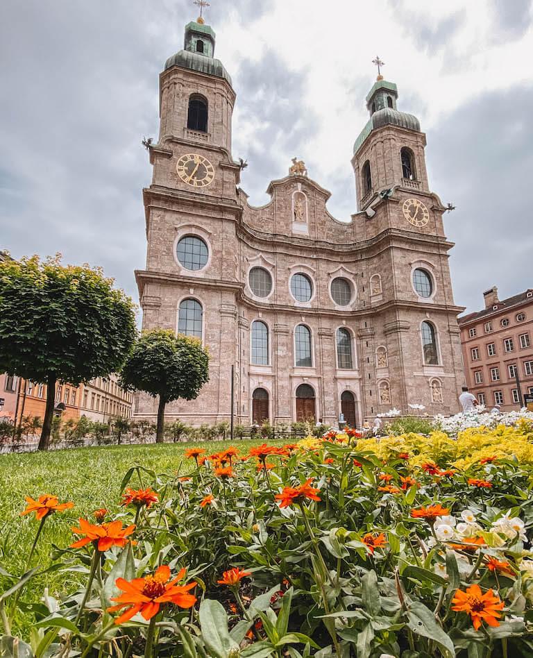 Dom Innsbruck Sehenswuerdigkeiten