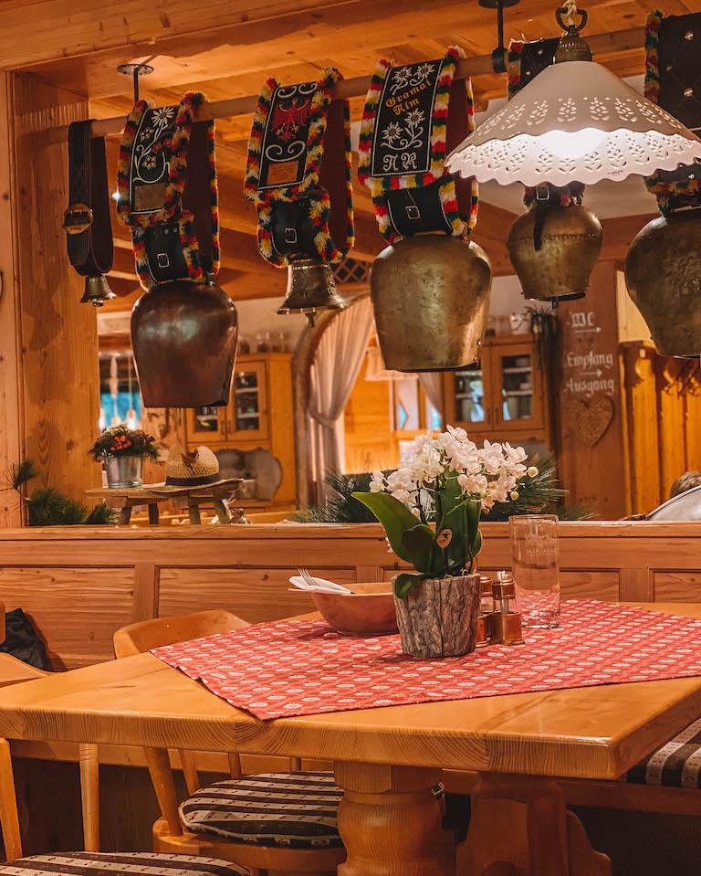 Gramaialm Restaurant