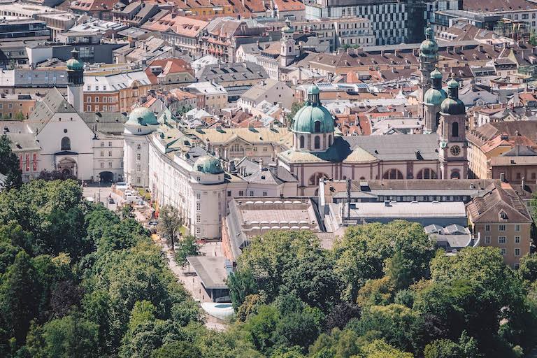 Hofburg Innsbruck Sehenswuerdigkeiten