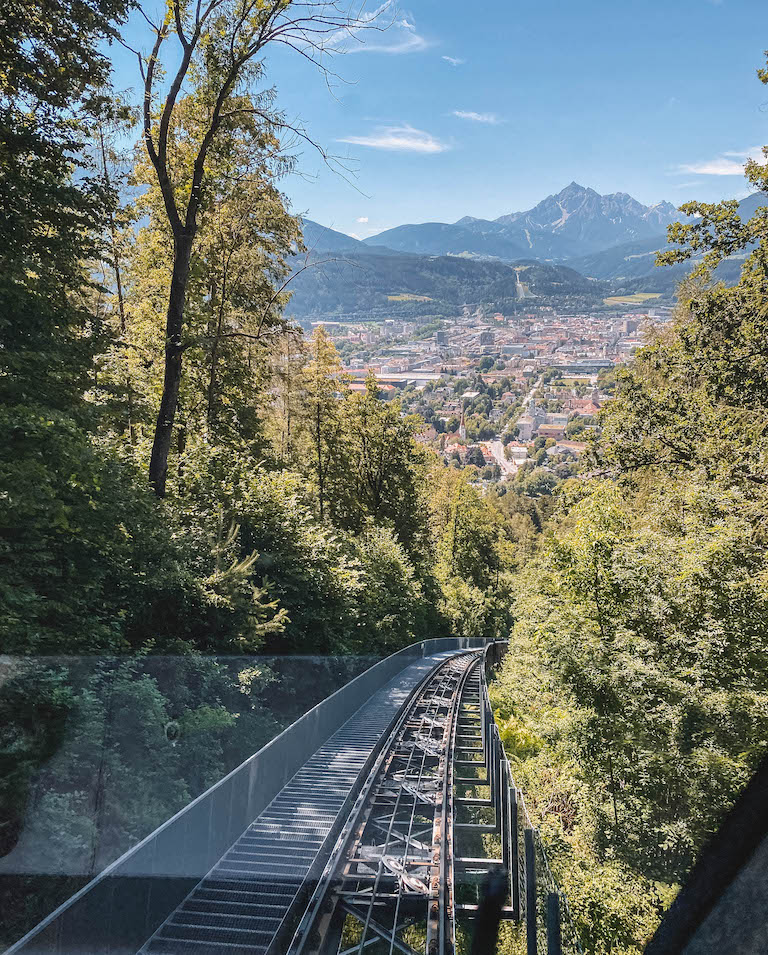 Hungerburgbahn