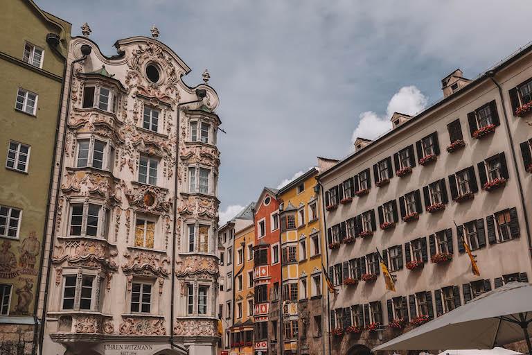 Innsbruck Helblinghaus