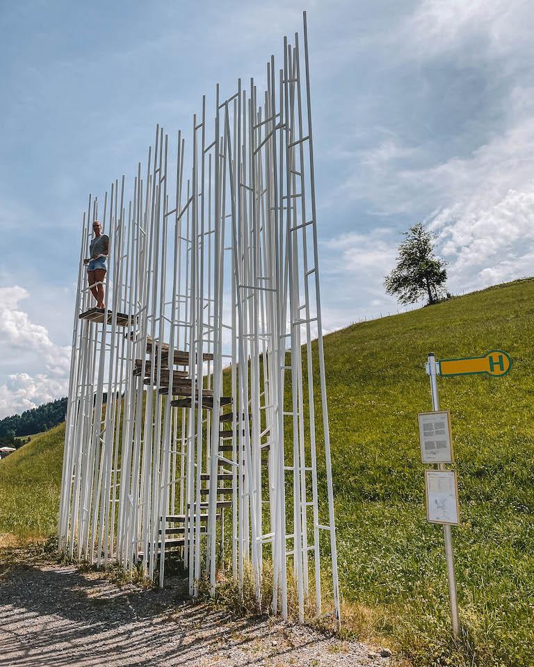 Krumbach Kunst Vorarlberg