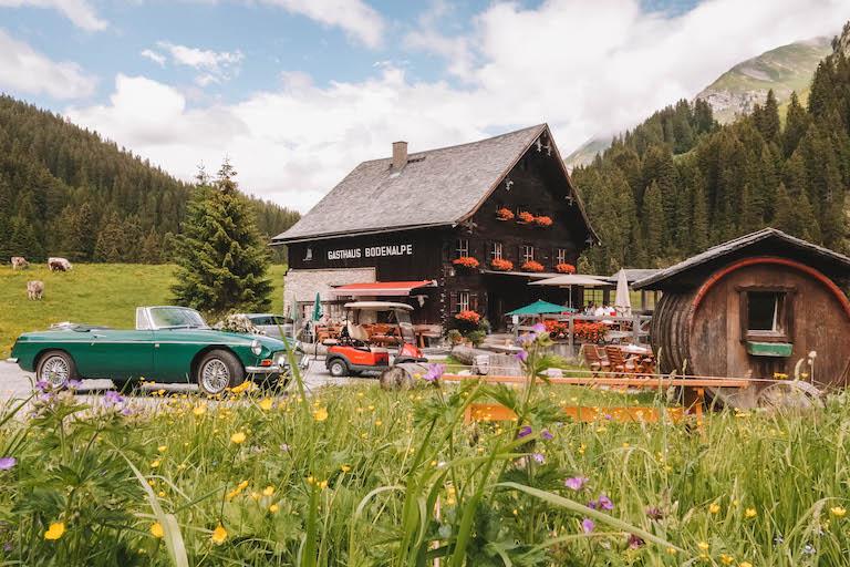 Lech am Arlberg Bodenalpe