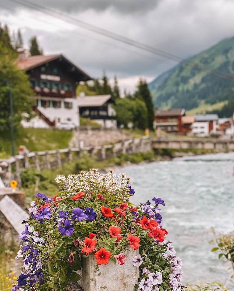 Lech am Arlberg Vorarlberg