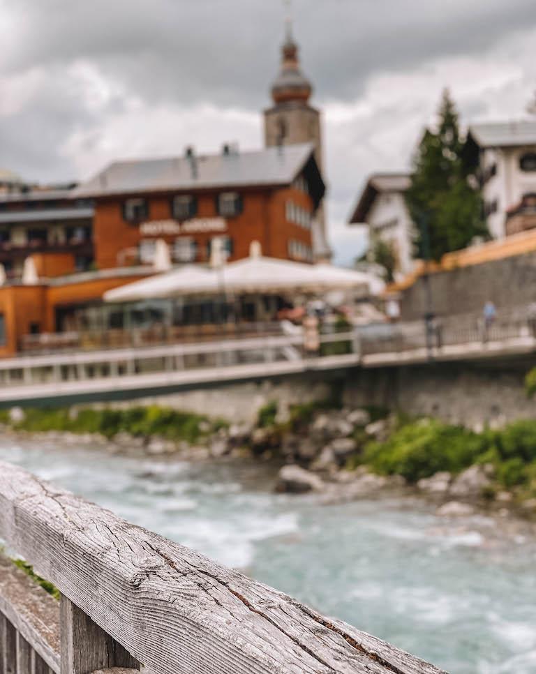 Lech am Arlberg Zentrum