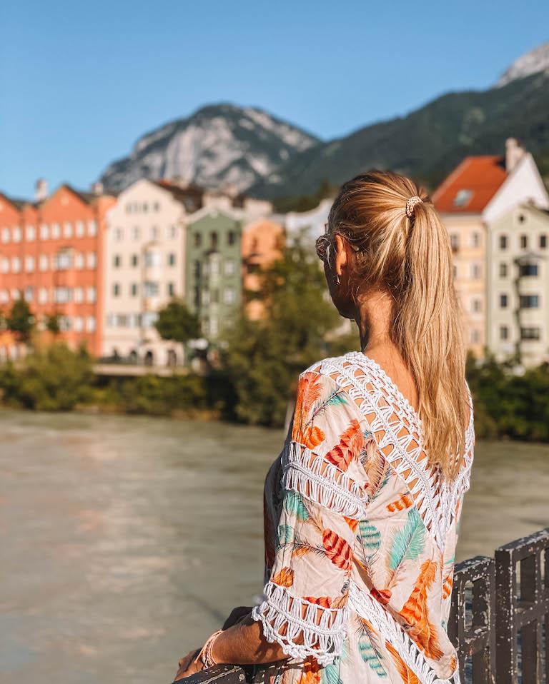 Mariahilfzeile Innsbruck Reiseblog