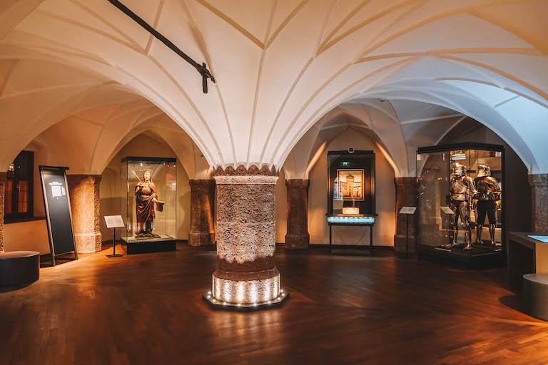 Museum Goldenes Dachl Innsbruck