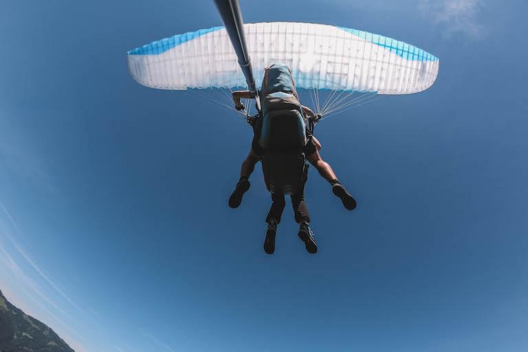 Paragliding Vorarlberg