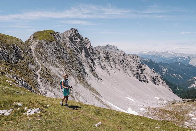 Wandern Nordkette Innsbruck Sehenswuerdigkeiten