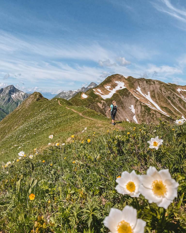 Wanderung Vorarlberg