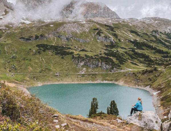 schoenster Bergsee Oesterreich