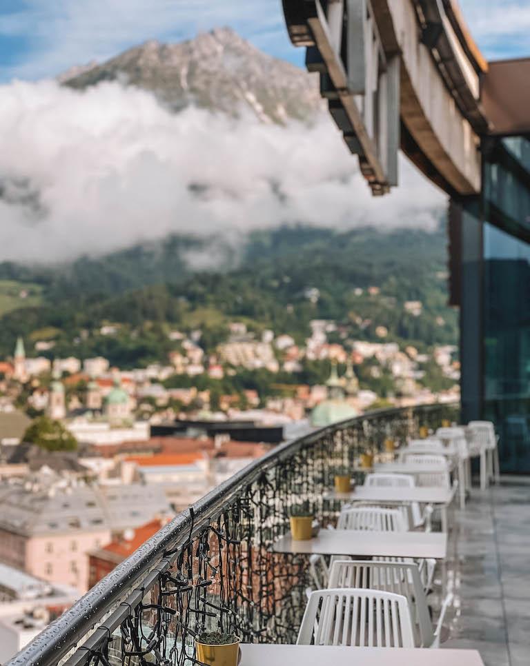 weitblick Innsbruck