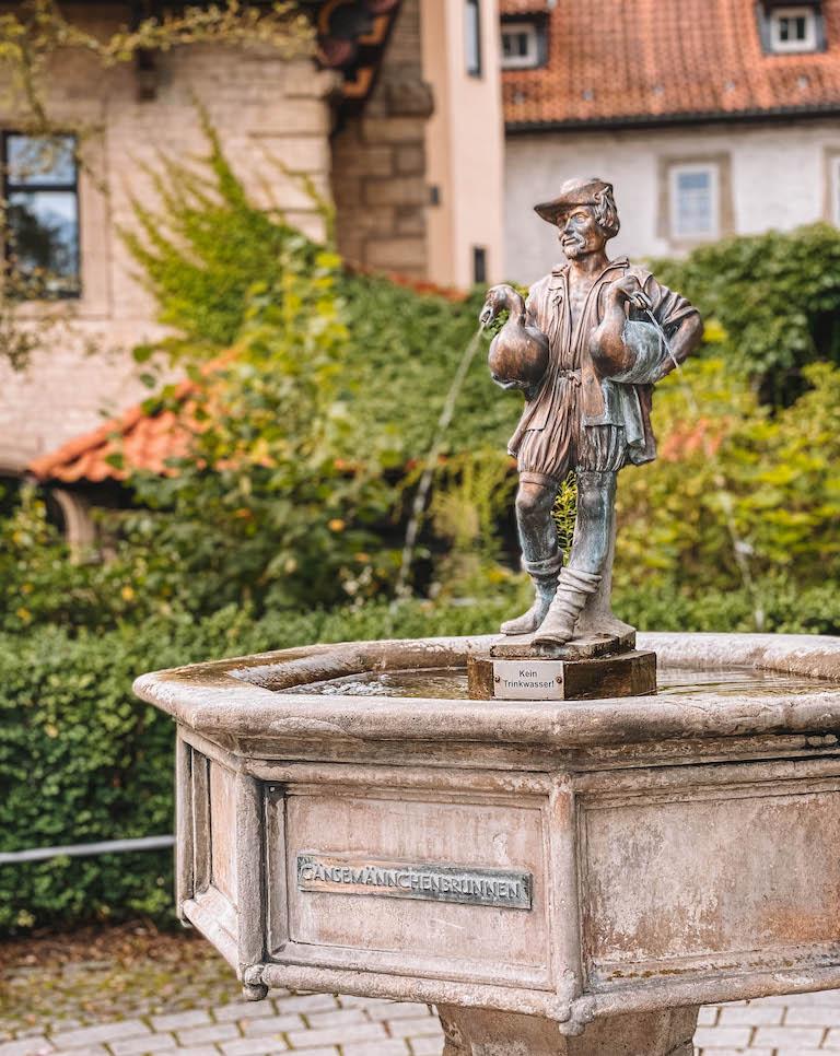 Brunnen Henneberger Haus