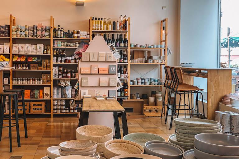 Cafe Vue Wuerburg innen
