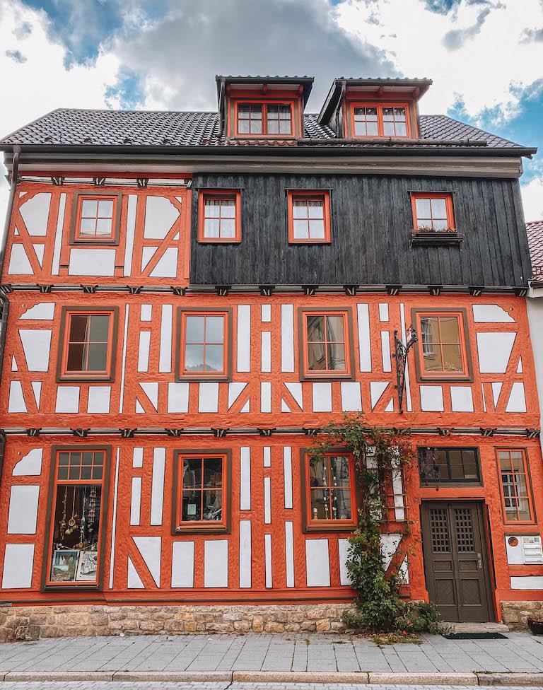 Fachwerkhaus Meiningen