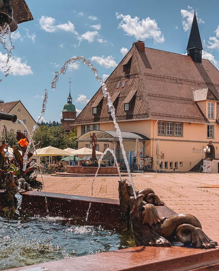 Freudenstadt Brunnen