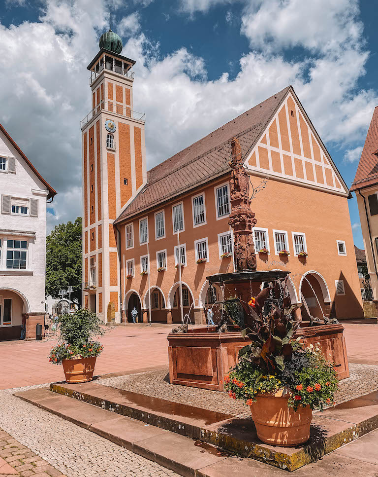 Freudenstadt Stadtturm