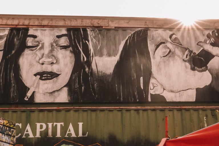 Graffiti Muenchen