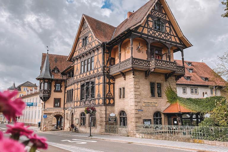 Henneberger Haus Meiningen