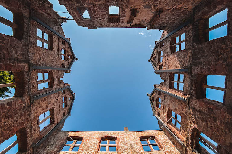 Jagdschloss Kloster Hirsau