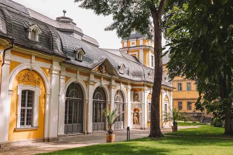 Juliusspital Garten