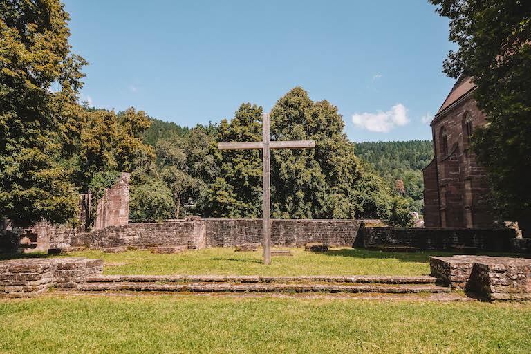 Kloster Hirsau Kreuz