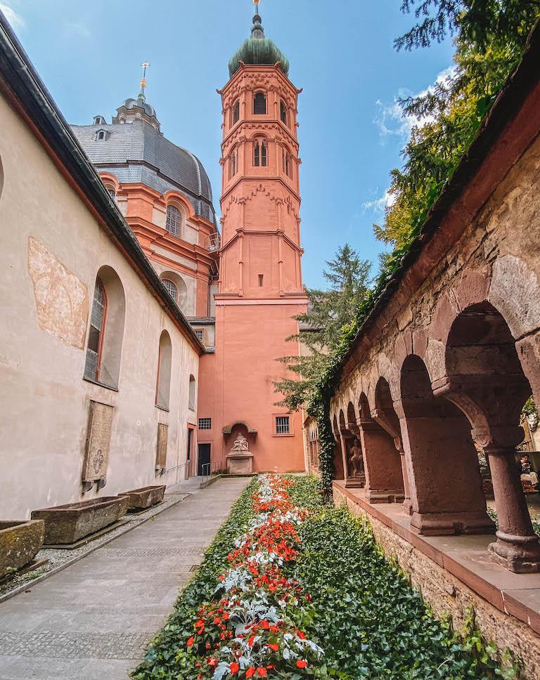 Lusamgaertchen Wuerzburg