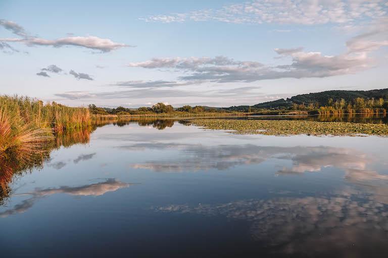 Meiningen Sehenswuerdigkeiten Breitunger Seen