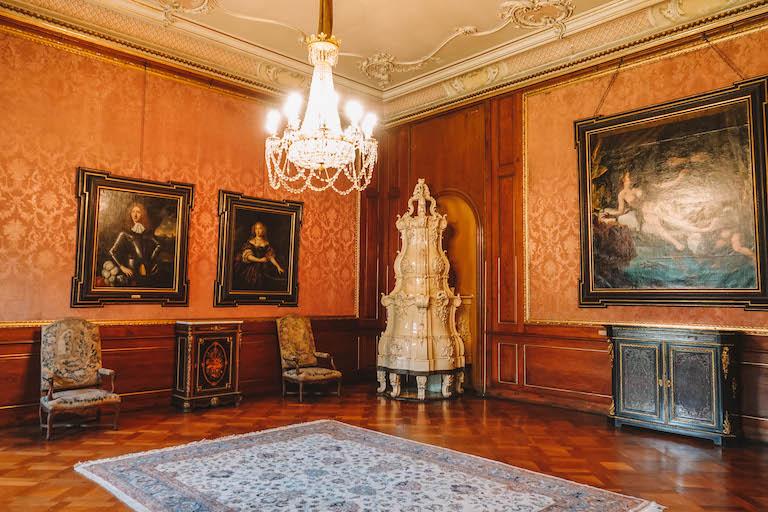 Schloss Elisabethenburg Museum