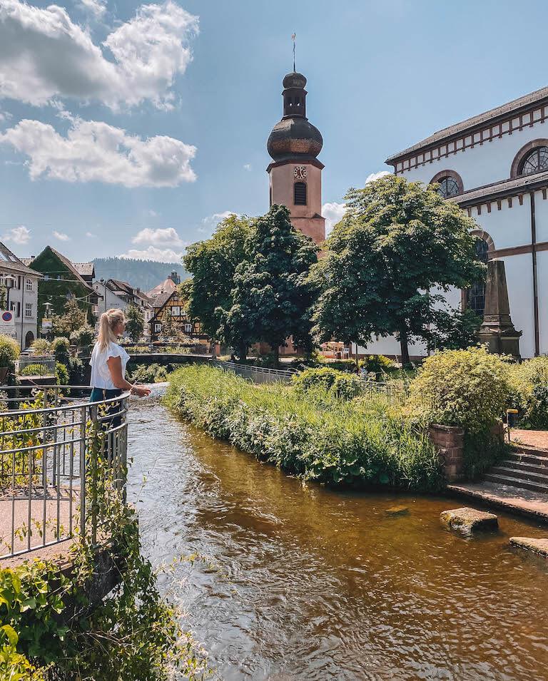 Schwarzwald Sehenswuerdigkeiten Schramberg