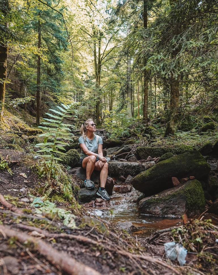 Schwarzwald Sehenswuerdigkeiten Wolfsschlucht