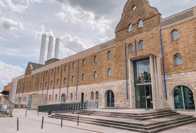 Wuerzburg Sehenswuerdigkeiten Museum Kulturspeicher