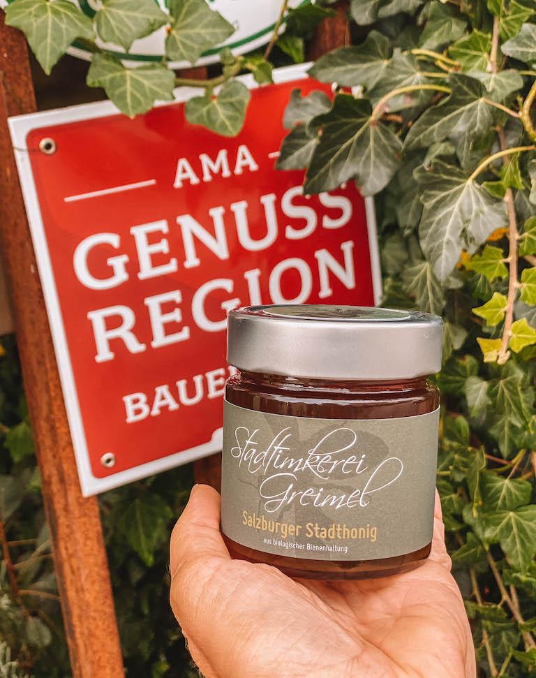 Ama Genuss Region Honig Salzburg