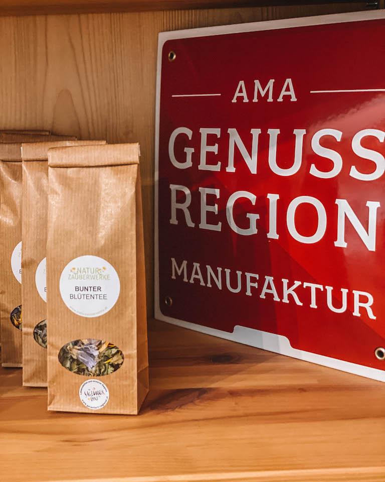 Ama Genuss Region Manufaktur Tee