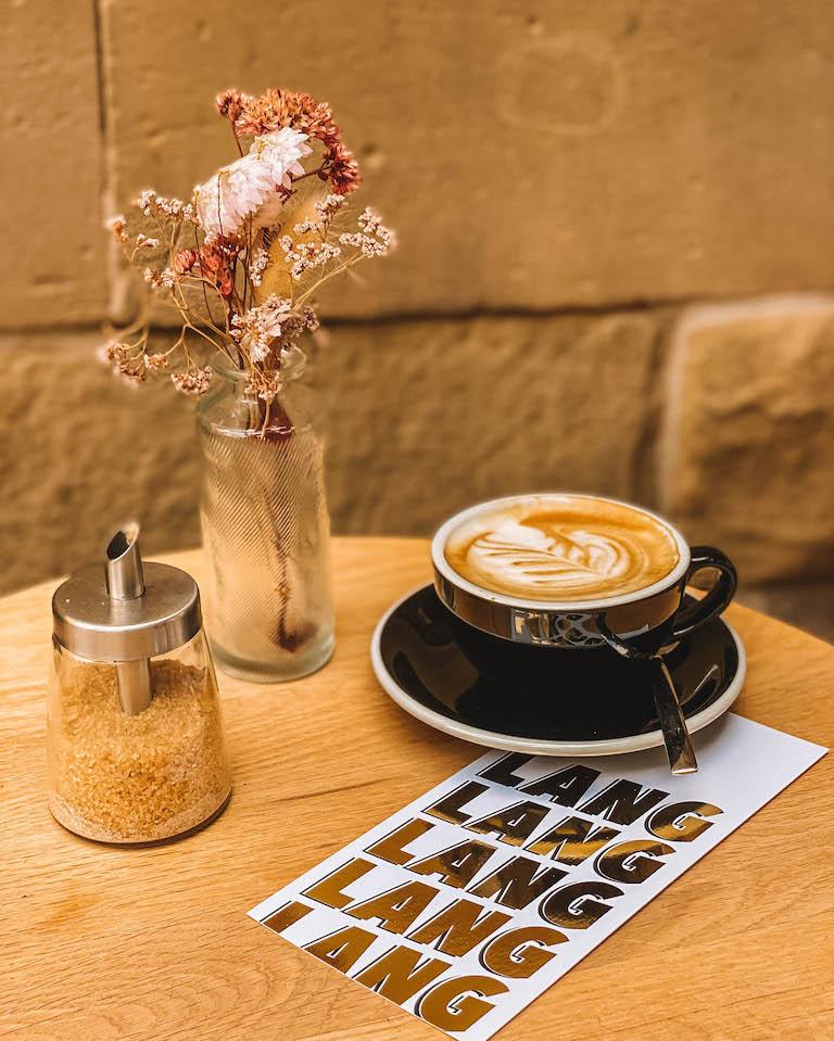 Cafe Lang Stuttgart