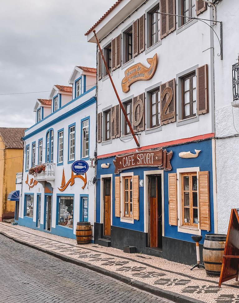 Faial Azoren Peter Cafe Sport