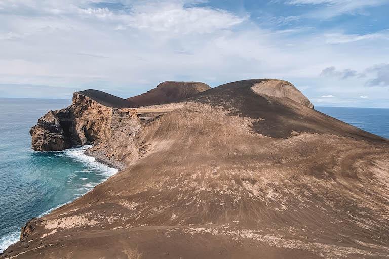 Faial Azoren Portugal