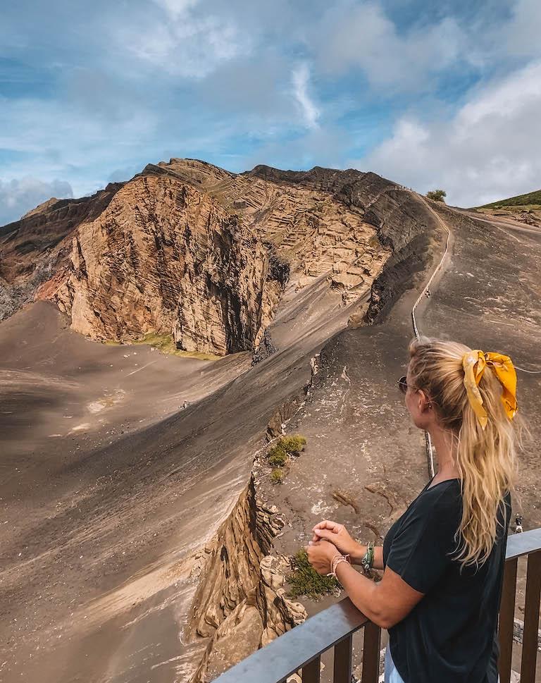 Faial Azoren Vulkane
