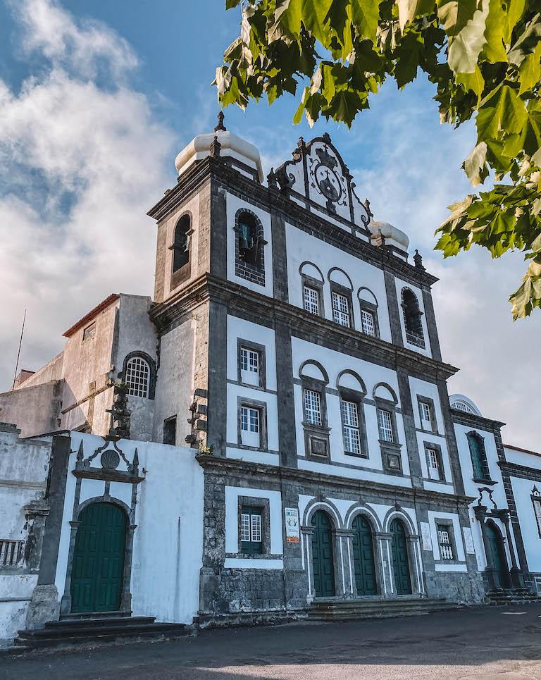 Faial Horta Kirche