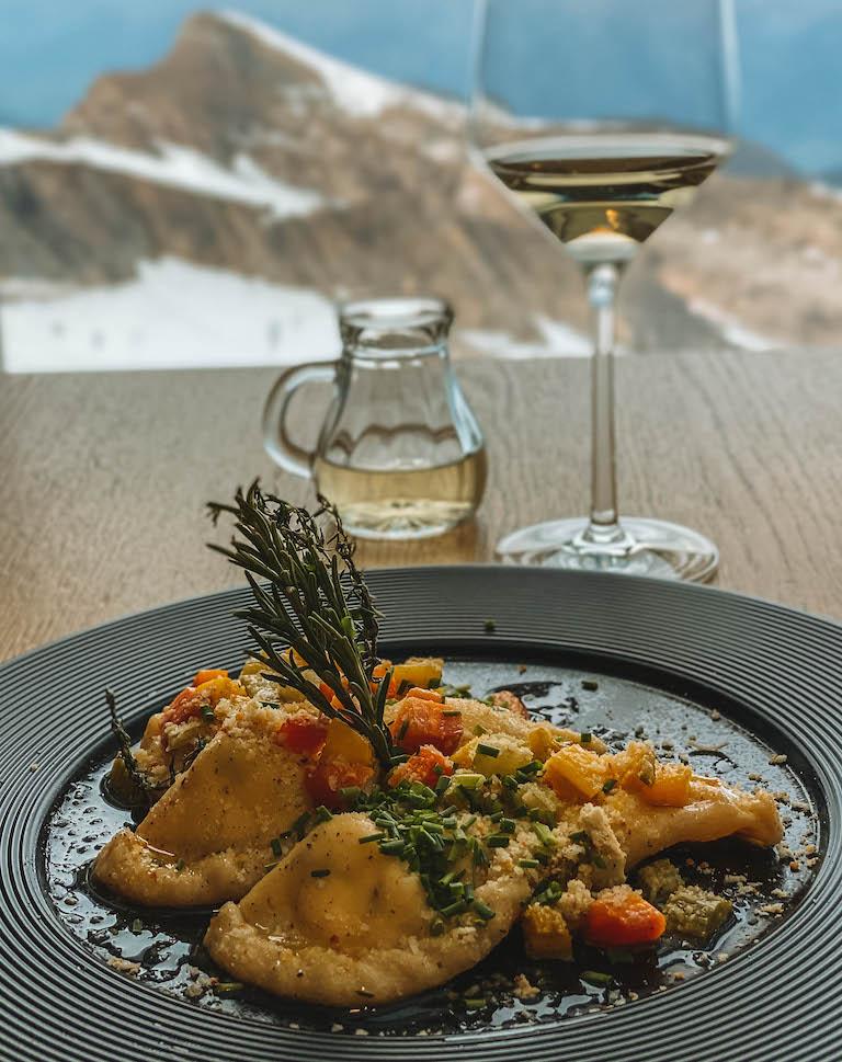 Gipfelrestaurant Kitzsteinhorn Salzburger Land