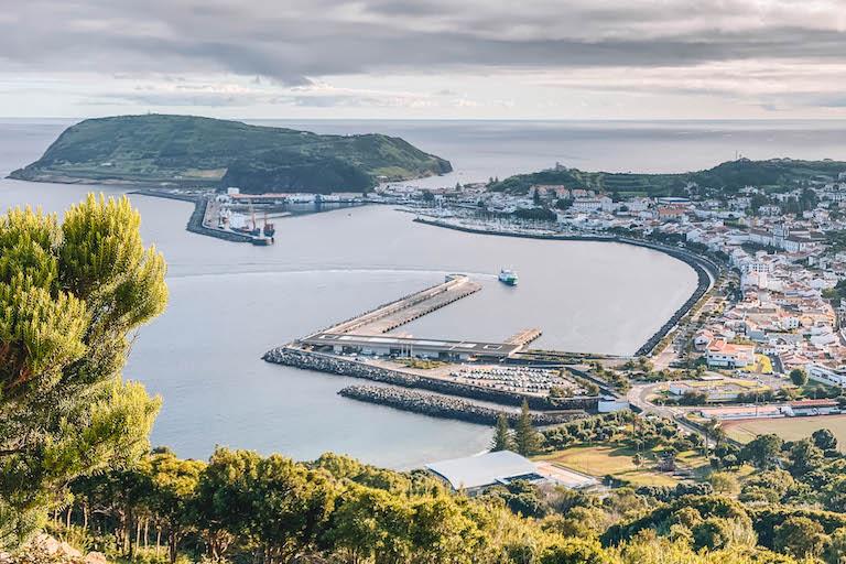 Horta Azoren Reiseblog