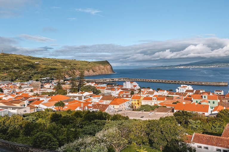 Horta Azoren