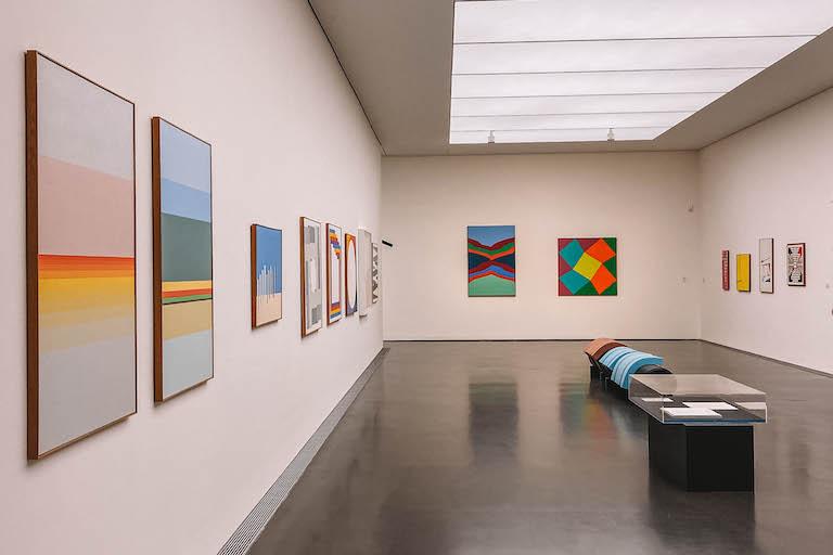 Kunstmuseum Stuttgart Konkrete Kuenstlerinnen