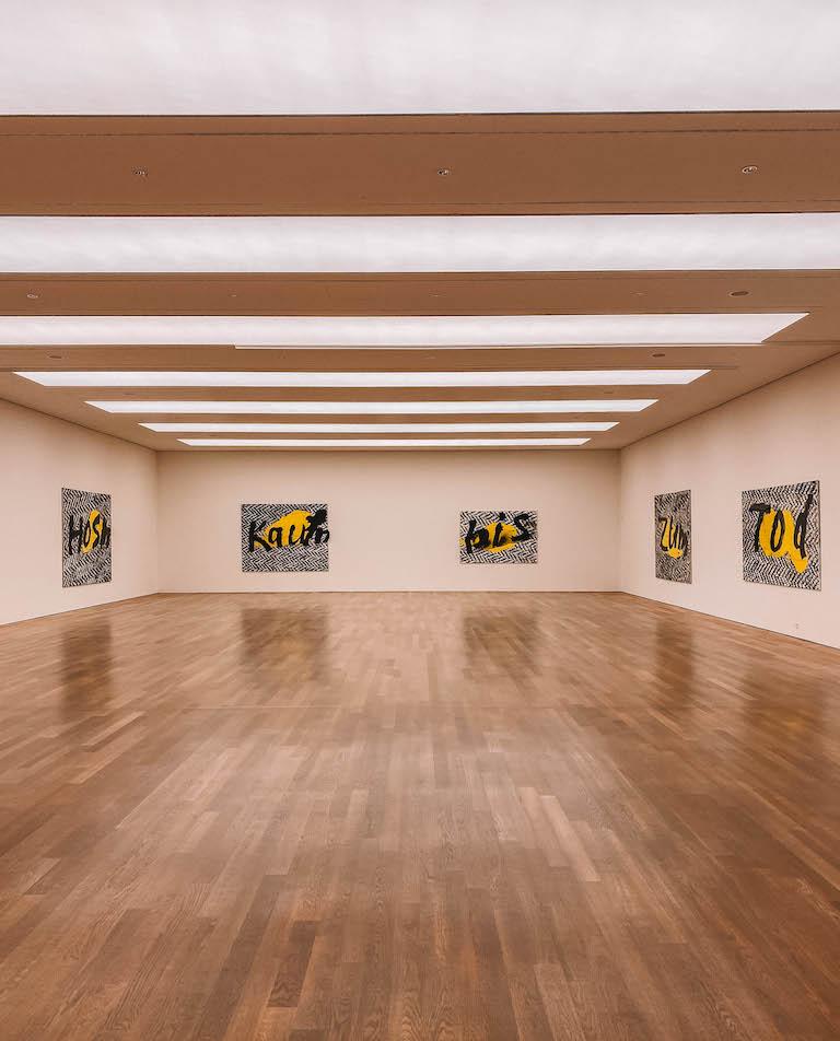 Kunstmuseum Stuttgart moderne Kunst