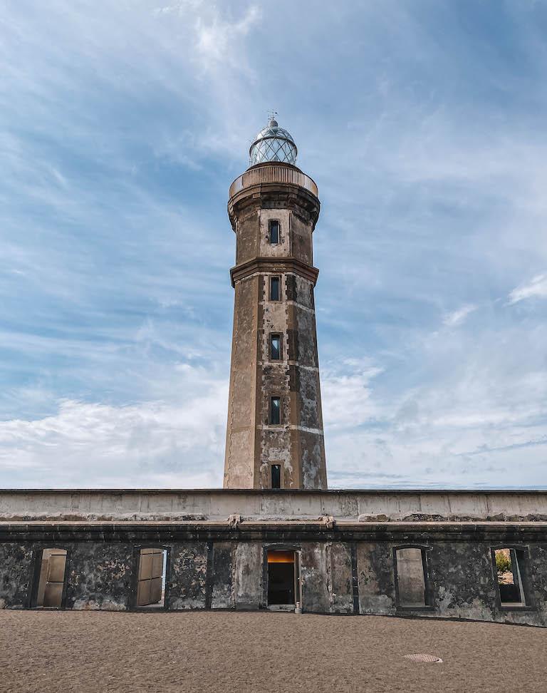 Leuchtturm Faial