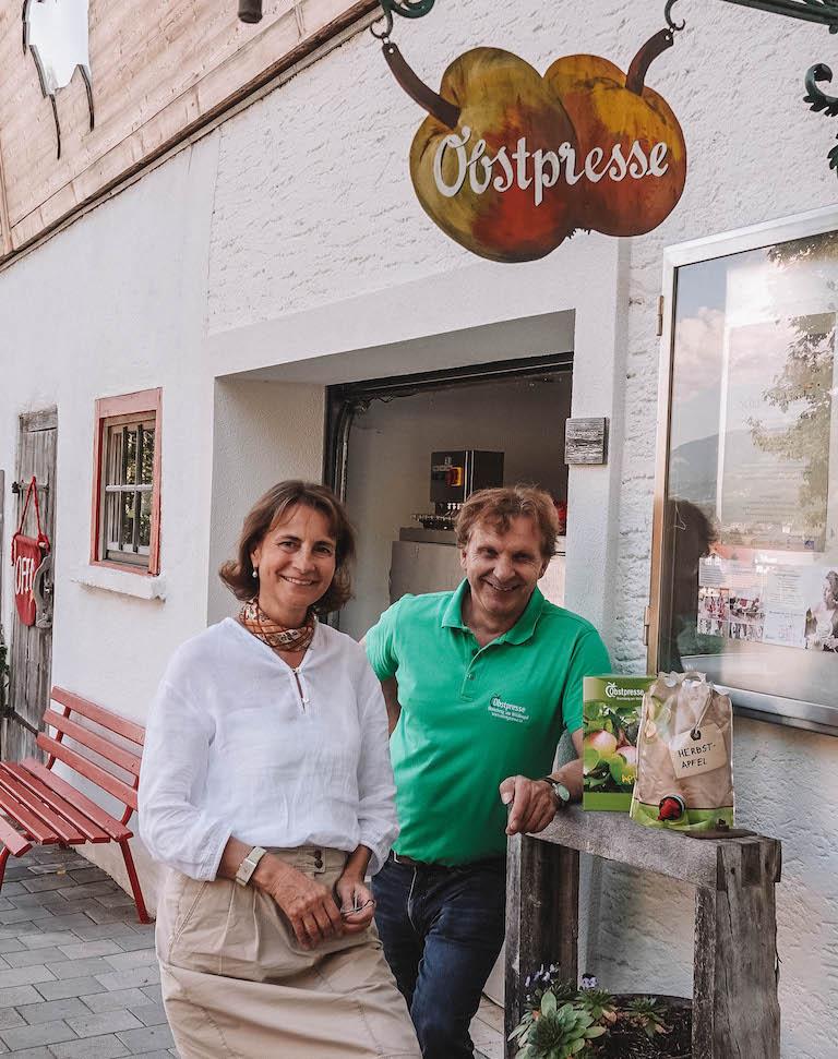 Obstpresse Bramberg Salzburger Land