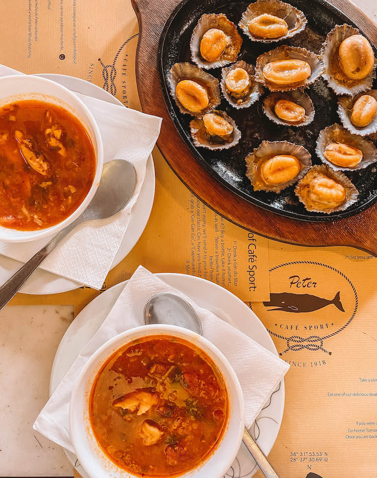 Peter Cafe Sport Limpets