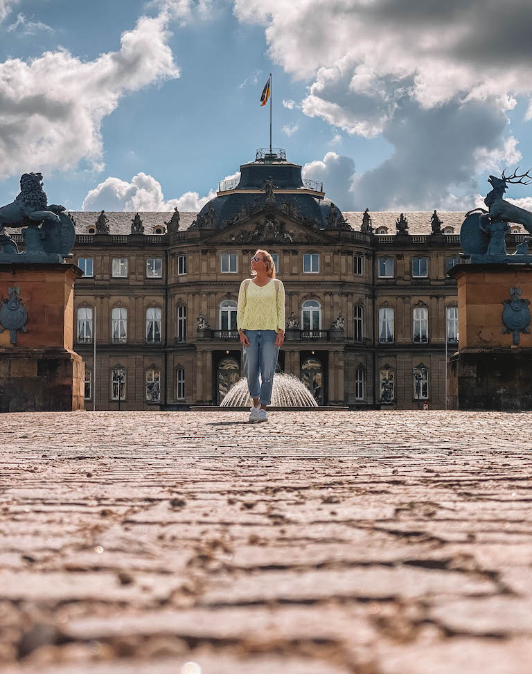 Schloss Stuttgart Reiseblog