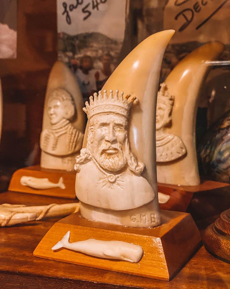 Scrimshaw Museum Walzahn